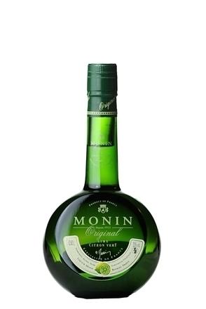 Monin Original Lime Citron Vert Liqueur image