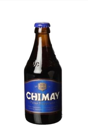 Chimay Blue Beer image
