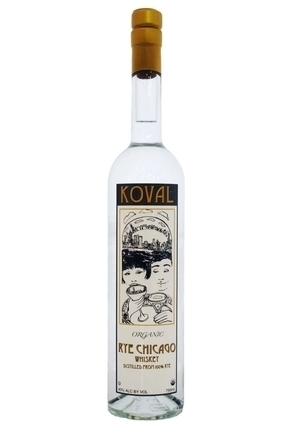 Koval Lion's Pride Rye Organic Whiskey image