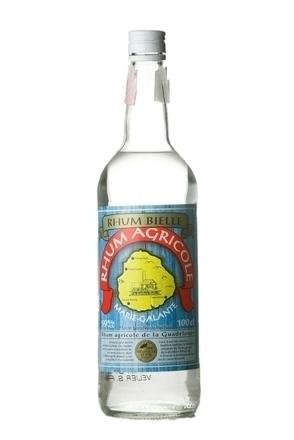 Bielle Rhum Blanc Agricole Rum image