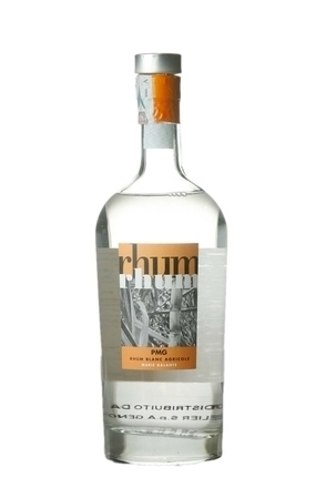 PMG Rhum Blanc Agricole Rum image