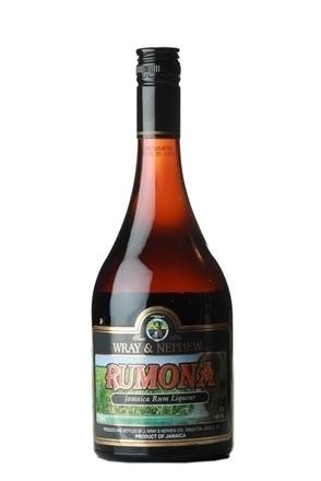 Wray & Nephew Rumona Liqueur image