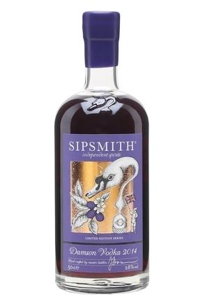 Sipsmith Damson Vodka image