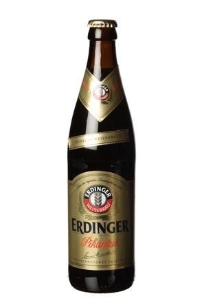 Erdinger Pikantus Dunkler Weizenbock Beer image