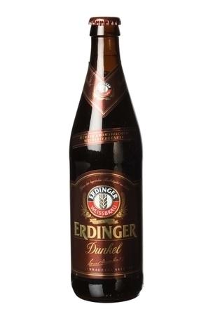 Erdinger Dunkel Beer (Erdinger Dark)