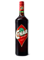 Cynar or other carciofo amaro