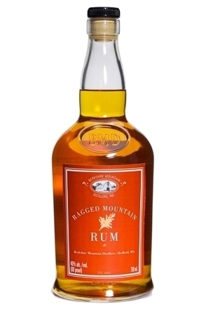 Ragged Mountain Rum image