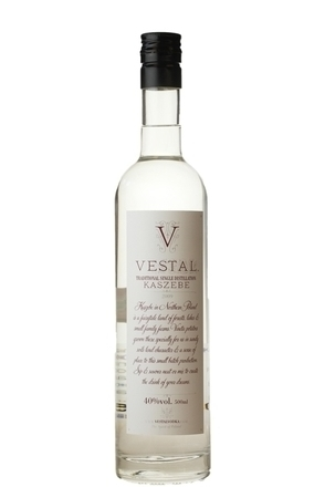 Vestal Kaszebe 2010 Vodka image