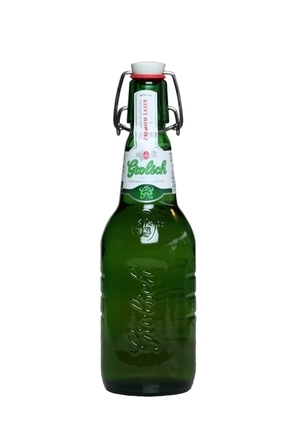 Grolsch Premium Pilsner (Dutch brewed)