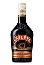 Baileys Hazelnut liqueur image
