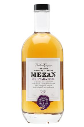 Mezan Grenada Westerhall 1998 Rum image