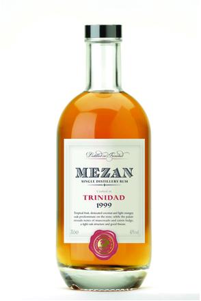 Mezan Trinidad Caroni 1991 Rum image