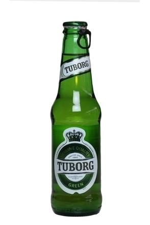 Tuborg Green Pilsner image