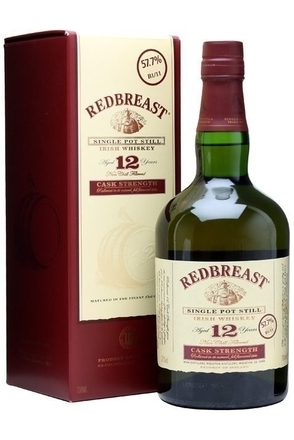Redbreast 12 Year Old Cask Strength image