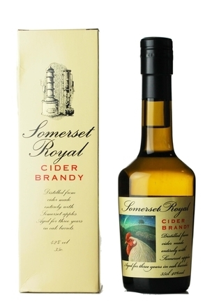 Somerset Royal 3 Year Old Cider Brandy image