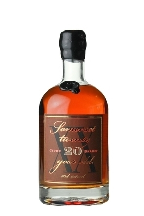 Somerset Twenty Year Old (XX) Cider Brandy image