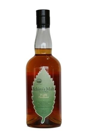 Ichiro's Malt Double Distilleries bottled 2010