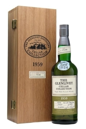 The Glenlivet Cellar Collection 1959 (bottled 2001 image