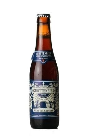 Grottenbier (Biere des Grottes) Brune