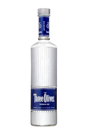 Three Olives Vodka image