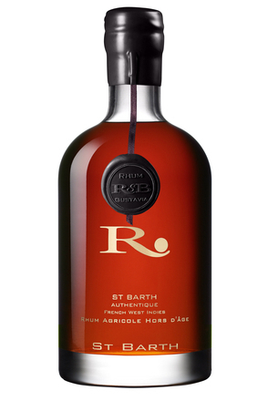 R. St Barth Hors d'Age 'Authentic' Rum image