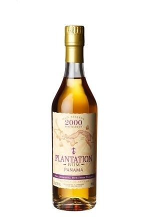 Plantation Rum Panama Old Reserve 2000 image