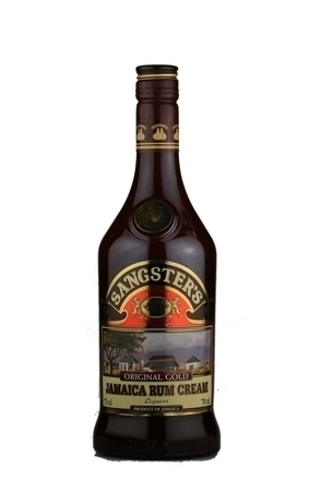 Sangster's Original Gold Jamaica Rum Cream image