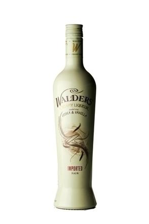 Walders Vodka & Vanilla Creamy Liqueur image
