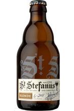 St Stefanus Blond Belgium beer