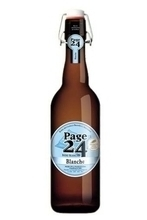 Page 24 Blanche wheat beer