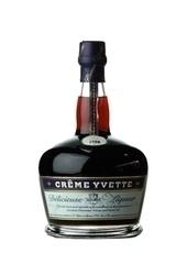 Crème Yvette liqueur