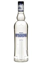 Wyborowa Blue Vodka