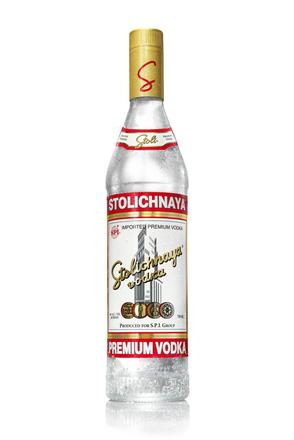 Stolichnaya Vodka image