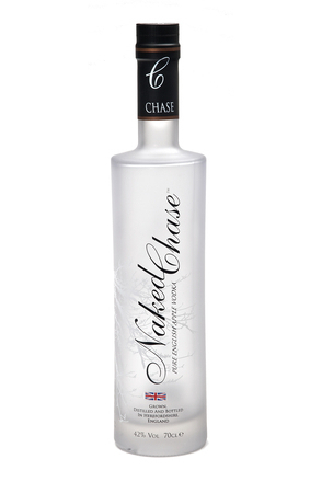 Naked Chase English Apple Vodka image