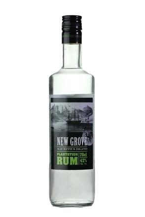 New Grove Plantation Rum image