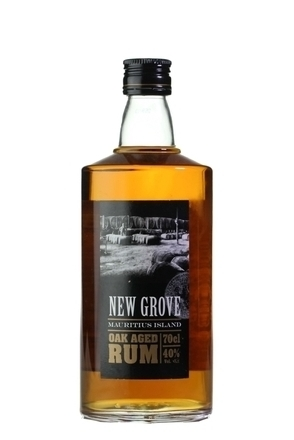 New Grove Oak Aged Rum image