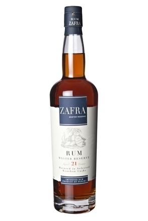 Zafra Master Reserve 21yo Panamanian Rum image