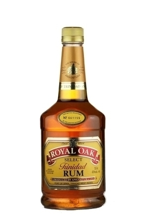 Royal Oak Select Trinidad Rum image