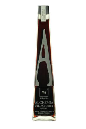 Alchemia Wild Cherry Infused Vodka (Wiśniowa) image