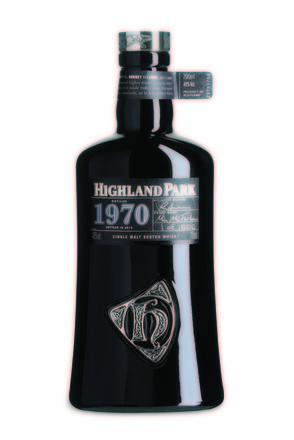 Highland Park Orcadian 1970 Vintage