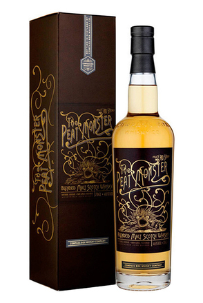 Compass Box Peat Monster image