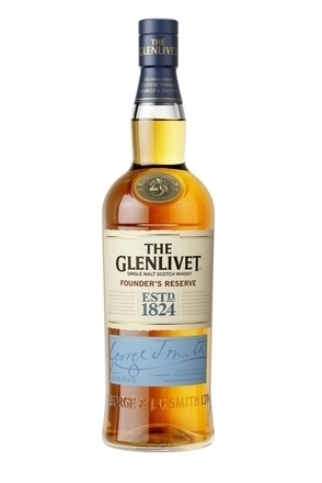 The Glenlivet Founder's Reserve image