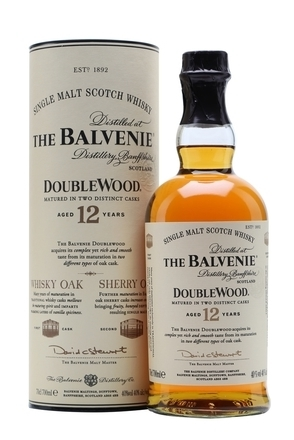 The Balvenie 12 Year Old Doublewood image