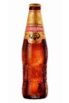 Cerveza Cusqueña (Cusquena) Lager