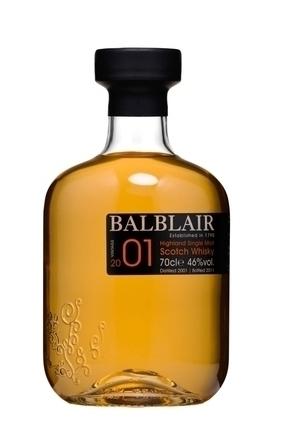 Balblair 2001 (1st Release) Bottled 2011 image