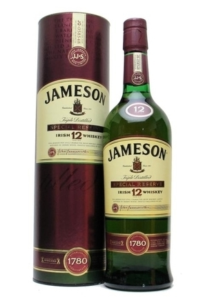 Jameson 12 Year Old Special Reserve image