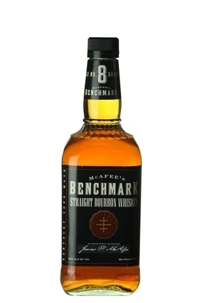 McAfee's Benchmark Old No. 8 Brand image