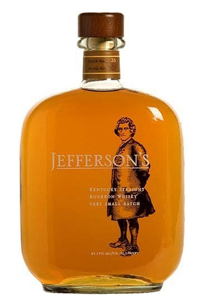 Jefferson's Very Small Batch image