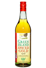 Green Island Spiced Gold Spirit image