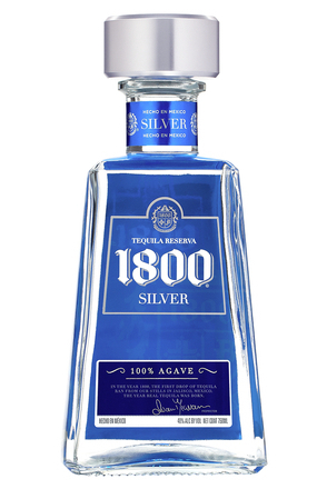 1800 Silver Tequila (38%)
